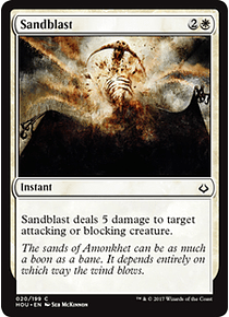 Sandblast - HOU - C