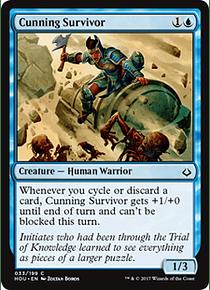 Cunnin Survivor - HOU