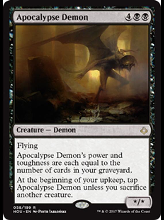 Apocalypse Demon - HOU
