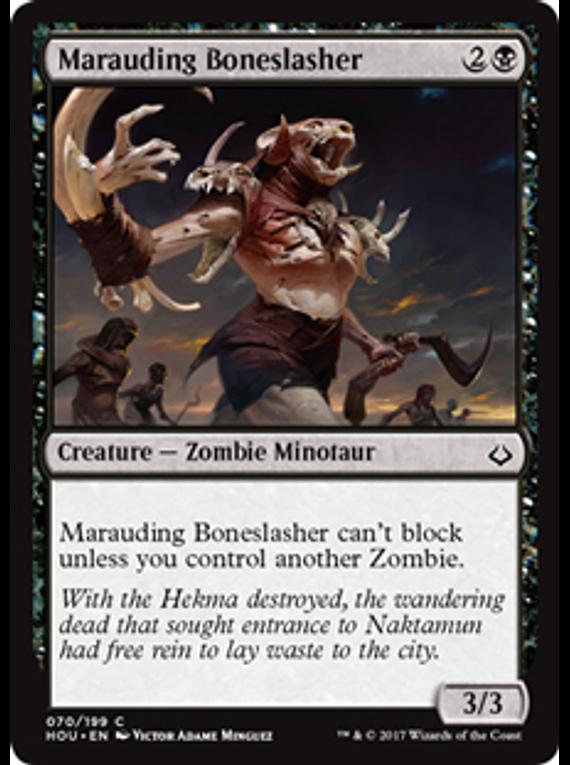 Marauding Boneslasher - HOU - C