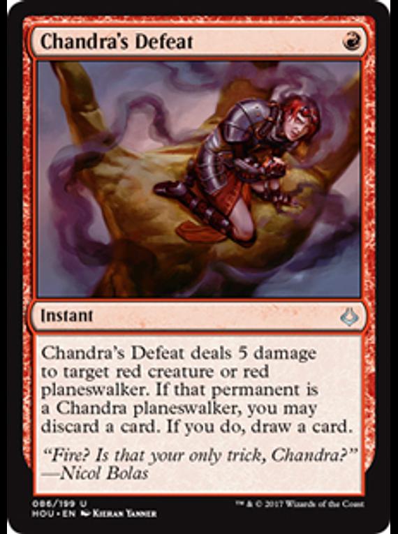 Chandra's Defeat - HOU