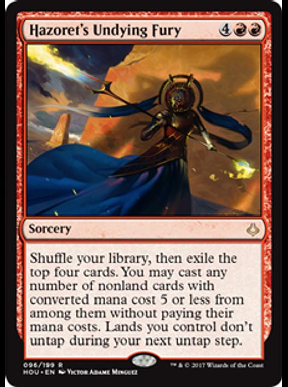 Hazoret's Undying Fury - HOU