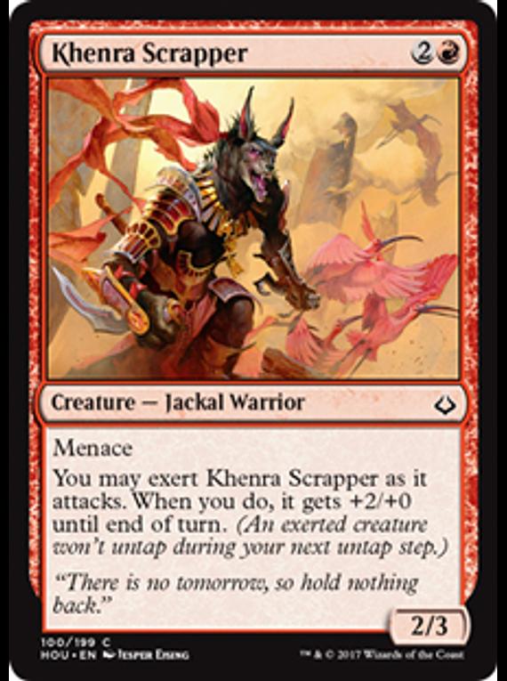 Khenra Scrapper - HOU