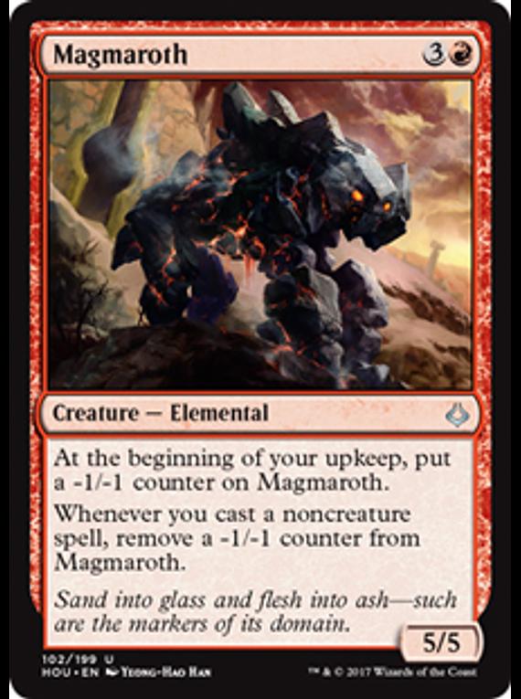 Magmaroth - HOU