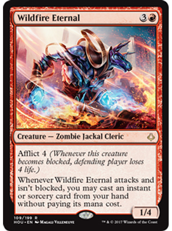 Wildfire Eternal - HOU