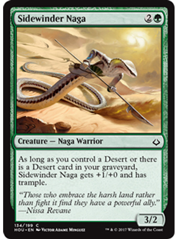 Sidewinder Naga - HOU - C