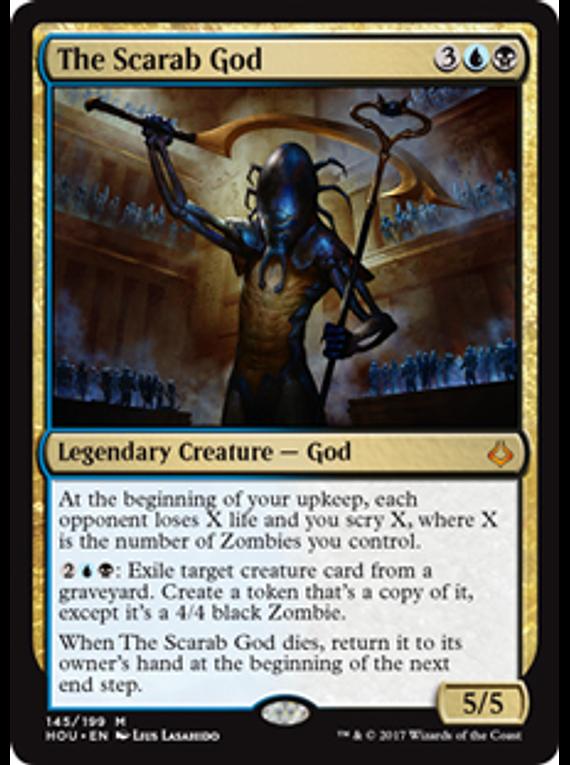 The scarab God - HOU