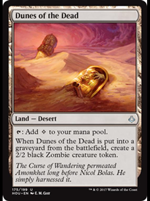 Dunes of the Dead - HOU