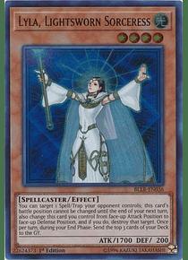 Lyla, Lightsworn Sorceress - BLLR-EN036 - Ultra Rare