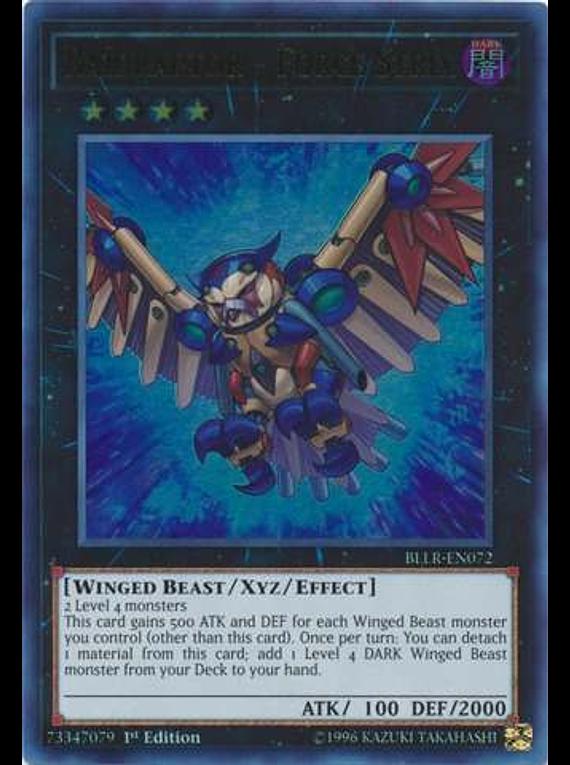 Raidraptor - Force Strix - BLLR-EN072 - Ultra Rare