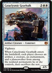 Cataclysmic Gearhulk - KLD