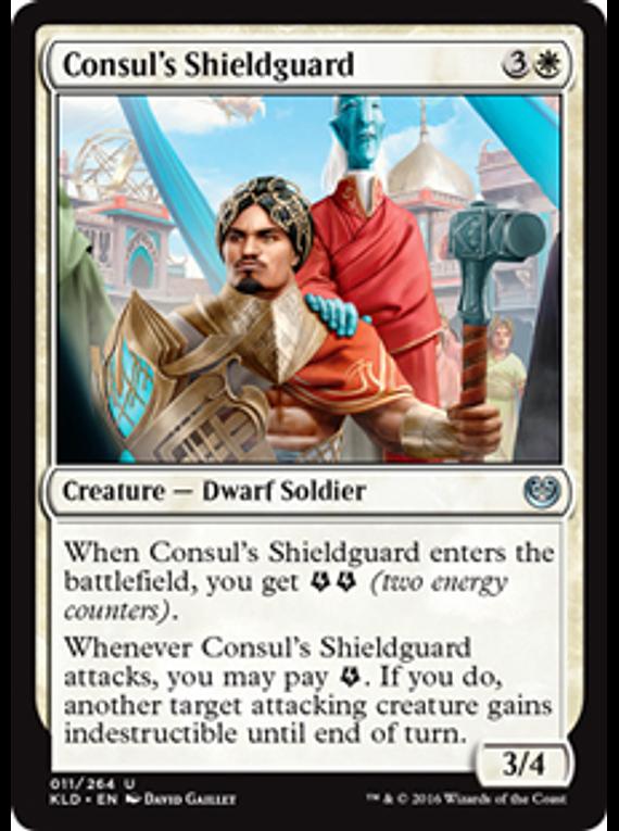 Consul's Shieldguard - KLD