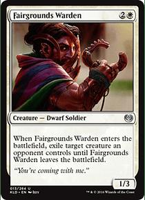 Fairgrounds Warden - KLD