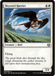 Skyswirl Harrier - KLD