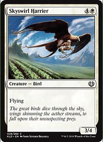 Skyswirl Harrier - KLD