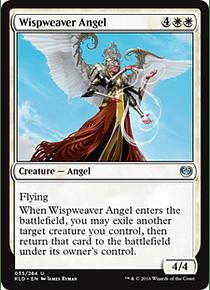 Wispweaver Angel - KLD