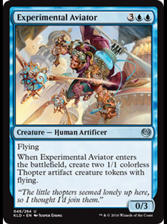 Experimental Aviator - KLD