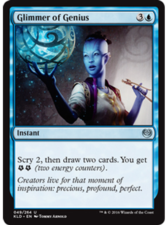 Glimmer of Genious - KLD