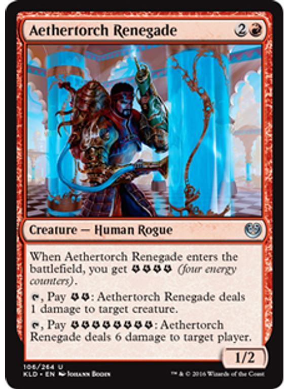 Aethertorch Renegade - KLD