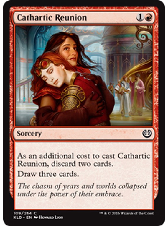 Cathartic Reunion - KLD