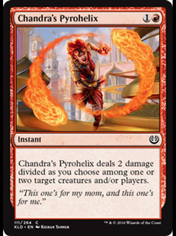 Chandra's Pyrohelix - KLD