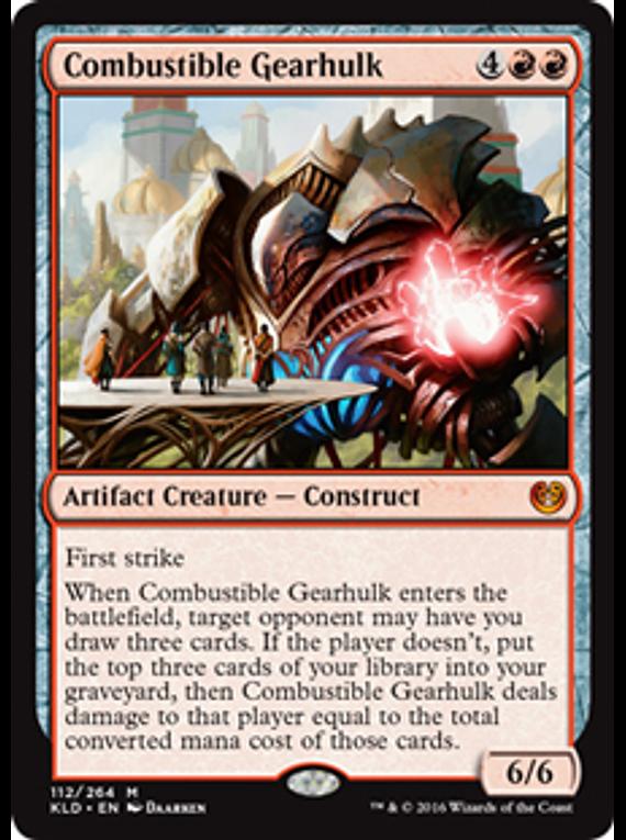 Combustible Gearhulk - KLD