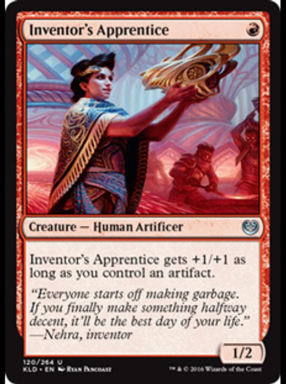Inventor's Apprentice - KLD