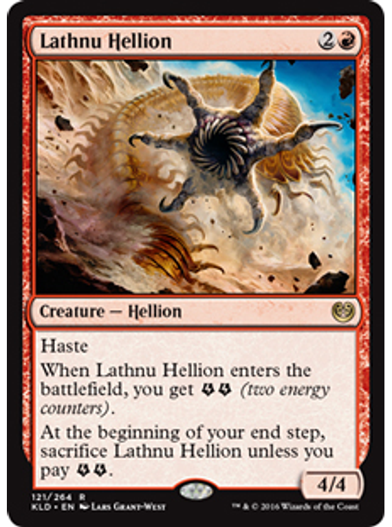 Lathnu Hellion - KLD
