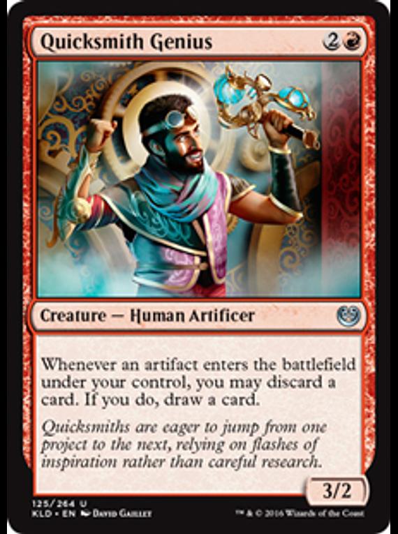 Quicksmith Genius - KLD