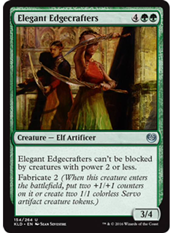 Elegant Edgecrafters - KLD