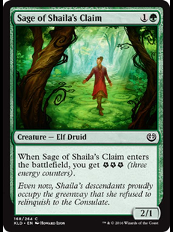 Sage of Shalia's Claim - KLD