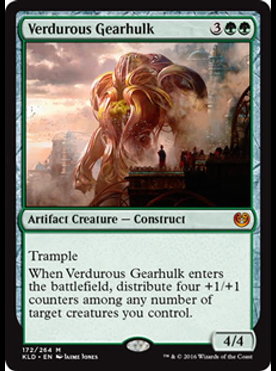 Verderous Gearhulk - KLD