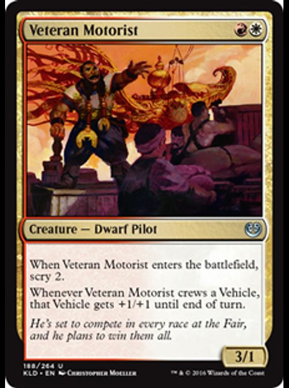 Veteran Motorist - KLD
