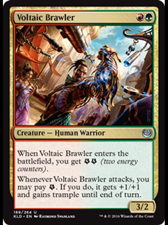 Voltaic Brawler - KLD