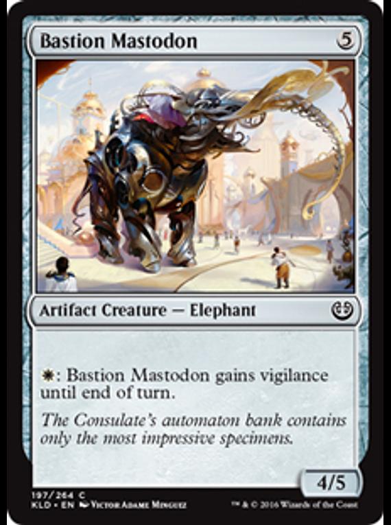 Bastion Mastodon -  KLD