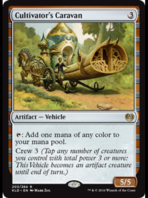 Cultivator's Caravan - KLD
