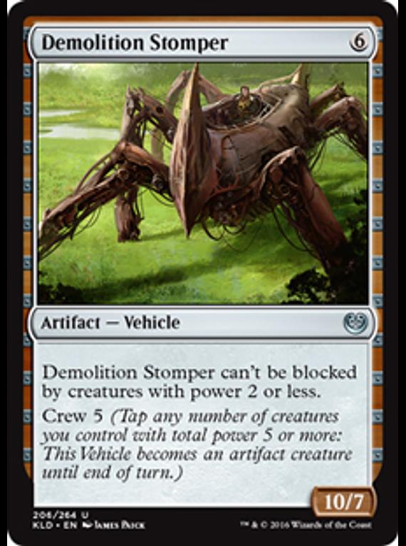 Demolition Stomper - KLD