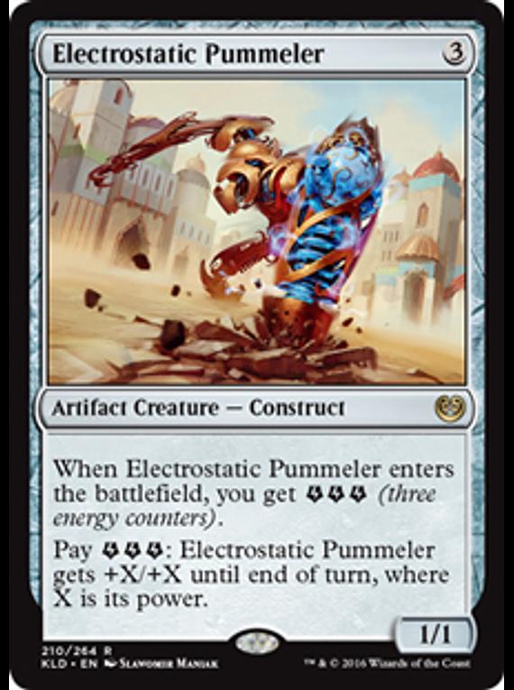 Electrostatic Pummeler - KLD