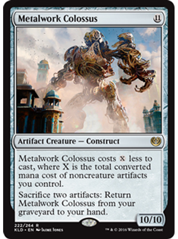 Metalwork Colossus - KLD