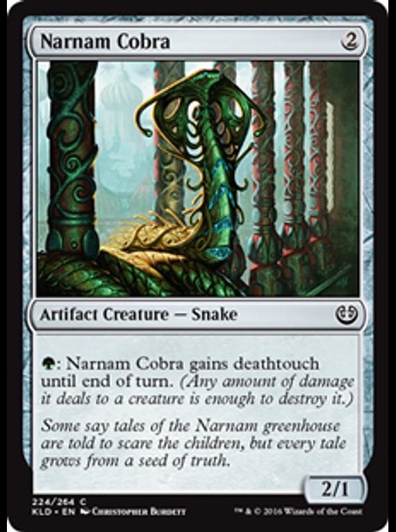 Narnam Cobra - KLD