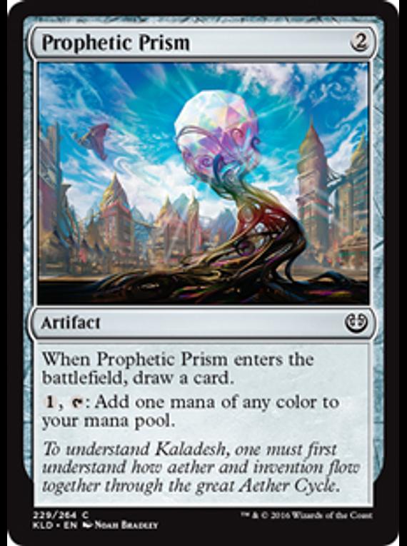Prophetic Prism - KLD