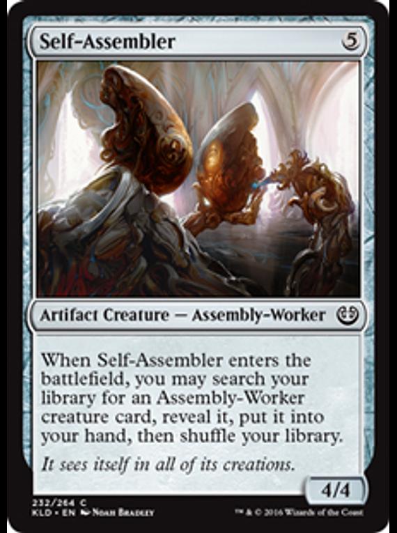 Self-Assembler - KLD