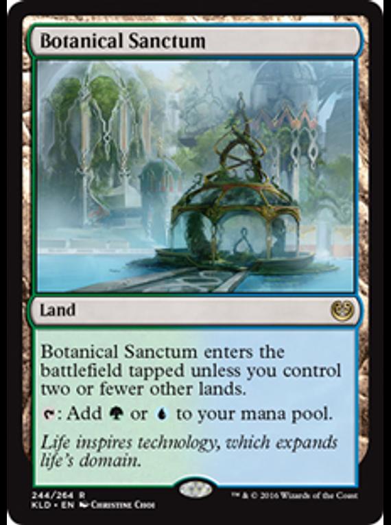 Bootanical Sanctum - KLD