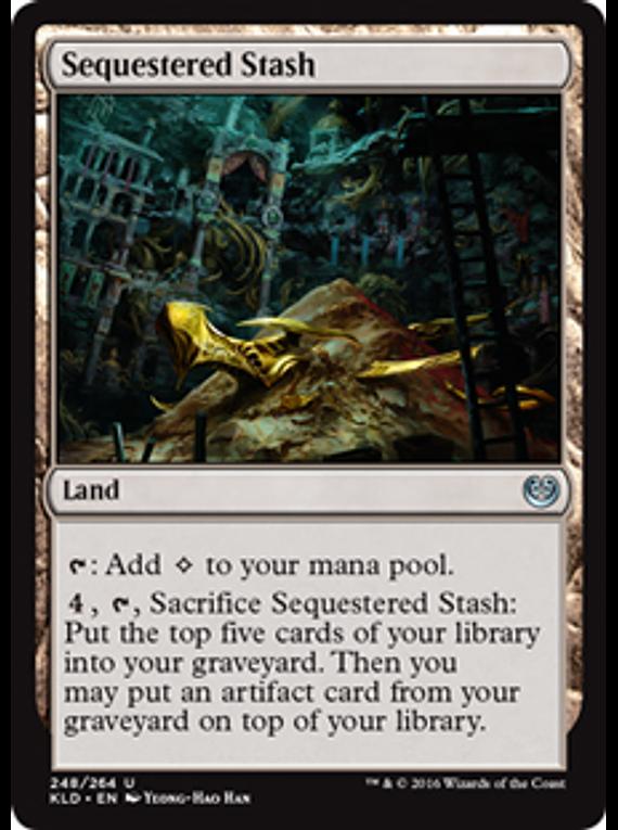 Sequestered Stash - KLD