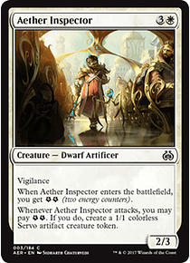 Aether Inspector - AER