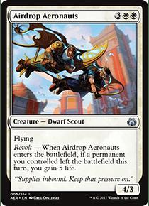 Aidrop Aeronauts - AER
