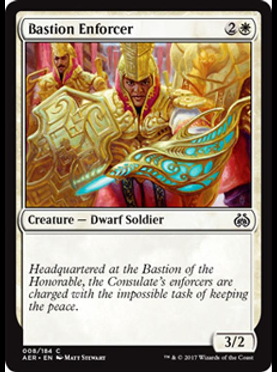 Bastion Enforcer - AER