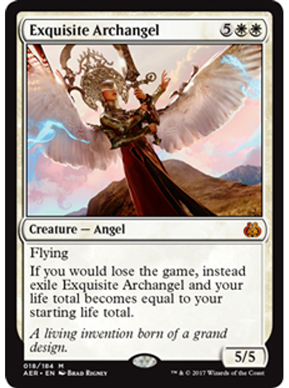 Exquisite Archangel - AER