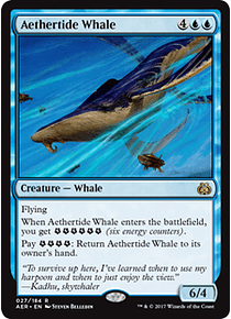 Aethertide Whale - AER