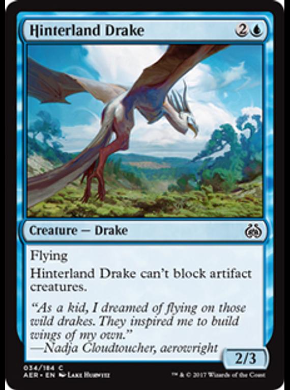 Hinterland Drake - AER
